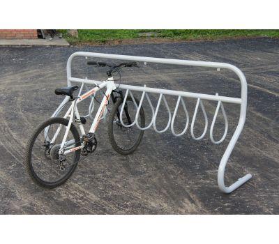 Парковка для велосипедов рекламная ВП 08 - 8, фото 7