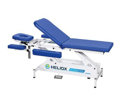 Массажный стол с электроприводом Heliox F1E3c, фото 4