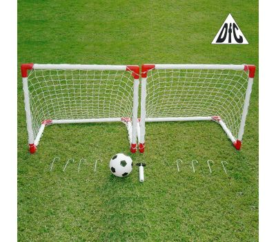 Ворота пластиковые DFC 2 Mini Soccer Set GOAL219A, фото 1