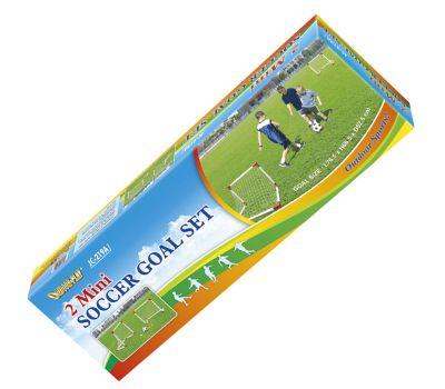 Ворота пластиковые DFC 2 Mini Soccer Set GOAL219A, фото 2