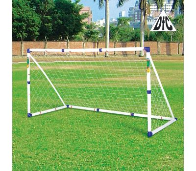 Ворота пластиковые DFC 8ft Super Soccer GOAL250A, фото 2