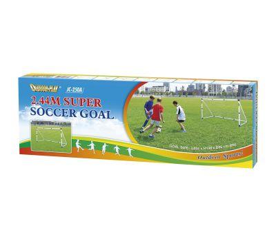Ворота пластиковые DFC 8ft Super Soccer GOAL250A, фото 3