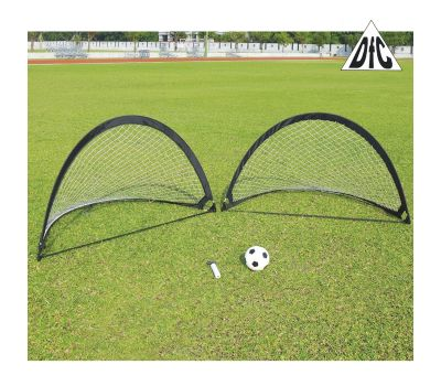 Ворота игровые DFC Foldable Soccer GOAL6219A, фото 2