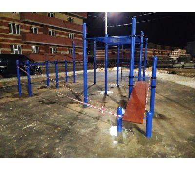 Спортивный комплекс для подготовки к сдаче норм ВФСК СВС-35-М, фото 5