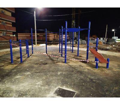 Спортивный комплекс для подготовки к сдаче норм ВФСК СВС-35-М, фото 3