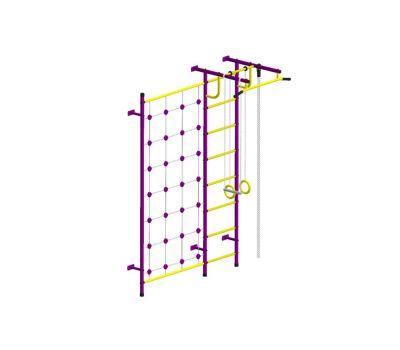 Пионер С3СМ пурпурно/жёлтый