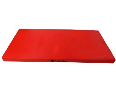 Мат № 6 (100 х 200 х 10) PERFETTO SPORT красный