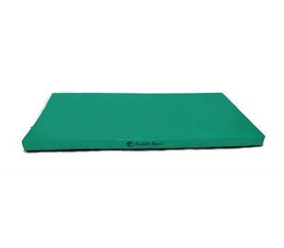 Мат № 6 (100 х 200 х 10) PERFETTO SPORT зелёный
