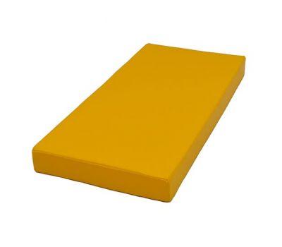 Мат № 1 (100 х 50 х 10) зелёно/жёлтый, фото 5