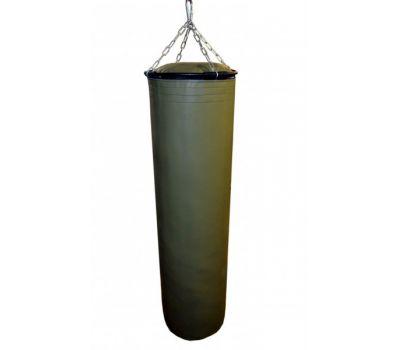 Боксерский мешок хаки Рокки 180X40 см тент, фото 1