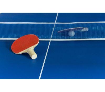 Cтол-трансформер Twister 3 в 1 (3 игры: бильярд, аэрохоккей, настольный теннис; 217 х 107,5 х 81 см; дуб), фото 12