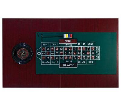 Многофункциональный игровой стол 6 в 1 Tornado (213 х 122 х 82 см; коричневый), фото 19