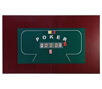 Многофункциональный игровой стол 6 в 1 Tornado (213 х 122 х 82 см; коричневый), фото 21