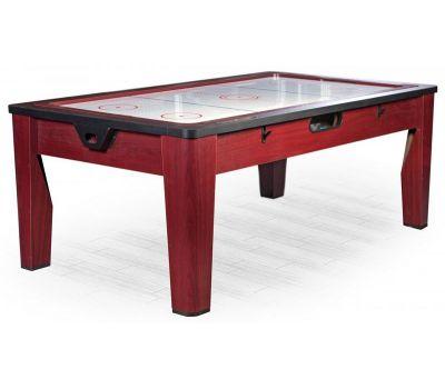 Многофункциональный игровой стол 6 в 1 Tornado (213 х 122 х 82 см; коричневый), фото 7