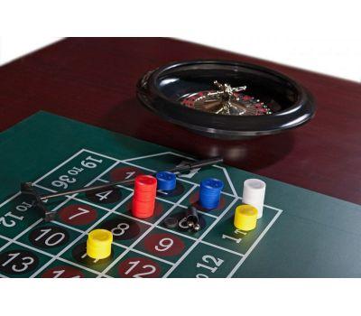 Многофункциональный игровой стол 6 в 1 Tornado (213 х 122 х 82 см; коричневый), фото 20