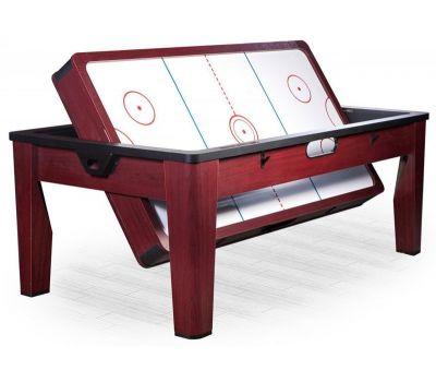 Многофункциональный игровой стол 6 в 1 Tornado (213 х 122 х 82 см; коричневый), фото 8