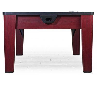 Многофункциональный игровой стол 6 в 1 Tornado (213 х 122 х 82 см; коричневый), фото 3