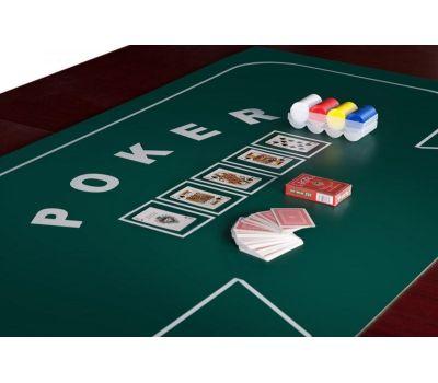Многофункциональный игровой стол 6 в 1 Tornado (213 х 122 х 82 см; коричневый), фото 22