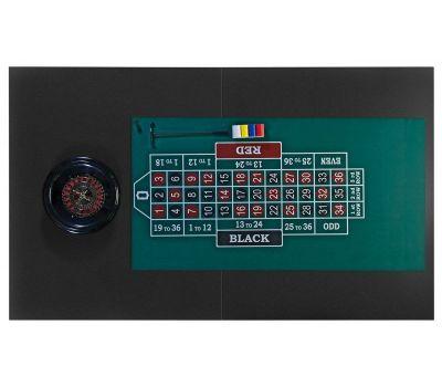 Многофункциональный игровой стол 6 в 1 Tornado (213 х 122 х 82 см; черный), фото 17
