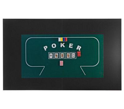Многофункциональный игровой стол 6 в 1 Tornado (213 х 122 х 82 см; черный), фото 13