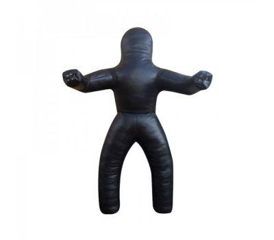 Манекен для борьбы двуногий Рокки 160 см (кожа)