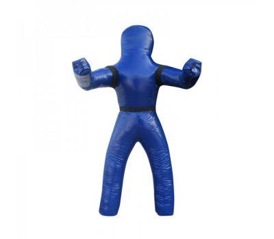 Манекен для борьбы двуногий Рокки 180 см тент, фото 1
