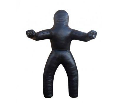 Манекен для борьбы двуногий Рокки 120 см (кожа)