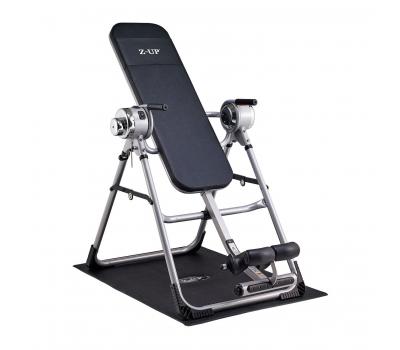 Инверсионный стол Z-UP 3, 220В, Корея, серебряная рама, черная спинка, фото 1