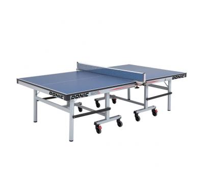 Теннисный стол DONIC WALDNER PREMIUM 30 BLUE (без сетки), фото 1