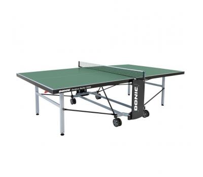 Теннисный стол OUTDOOR ROLLER 1000 GREEN, фото 1