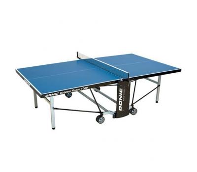 Теннисный стол OUTDOOR ROLLER 1000 BLUE, фото 1
