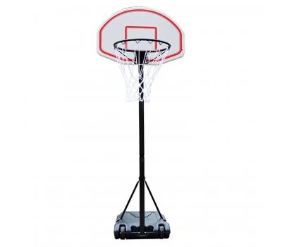 Мобильная баскетбольная стойка DFC KIDS2 73x49cm полипропилен, фото 1