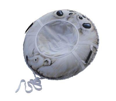 Тюбинг «Белый медведь»  95 см., фото 1
