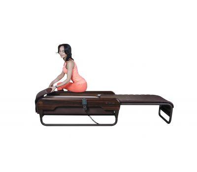 Массажная кровать Yamaguchi Kenko (коричневая), фото 3