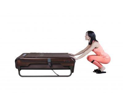 Массажная кровать Yamaguchi Kenko (коричневая), фото 5