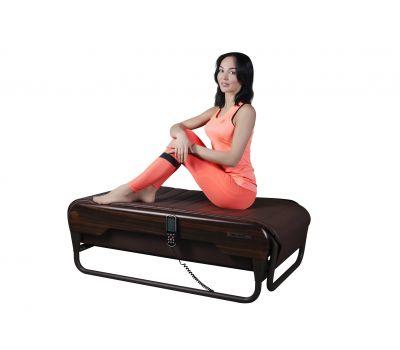 Массажная кровать Yamaguchi Kenko (коричневая), фото 6