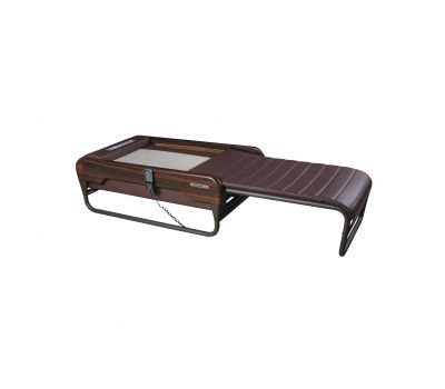 Массажная кровать Yamaguchi Kenko (коричневая), фото 8