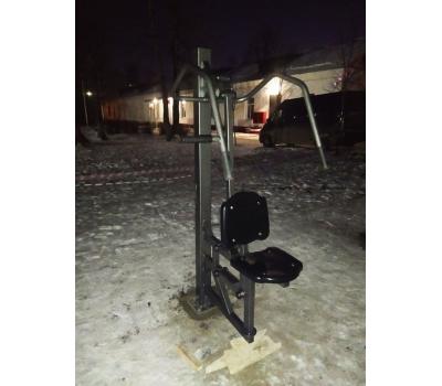 Уличный тренажер Жим от груди Air-Gym YT10, фото 6