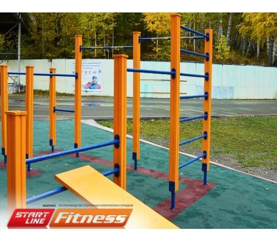Уличный спортивный комплекс START LINE Fitness № 2, фото 4