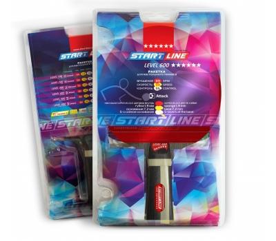 Level 600 (коническая) - суперскоростная ракетка