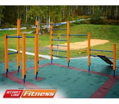 Уличный спортивный комплекс START LINE Fitness № 17, фото 5