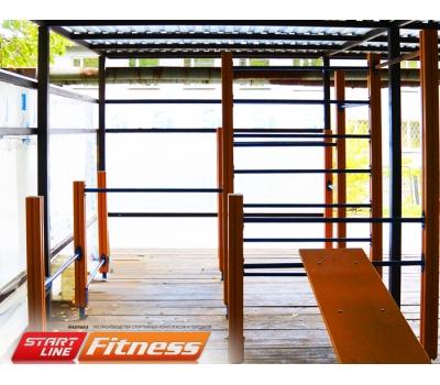 Уличный спортивный комплекс START LINE Fitness № 2, фото 5