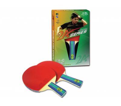 Ракетка для настольного тенниса DOUBLE FISH - 2А-С, фото 1