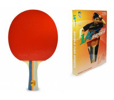 Ракетка для настольного тенниса DOUBLE FISH - 1А-С, фото 1