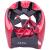 Шлем открытый Alfa HGA-4014, кожзам, красный, M, фото 2