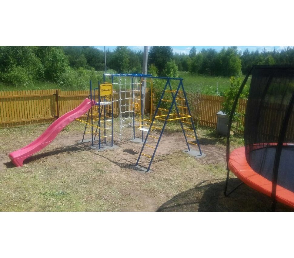 Уличный детский спортивный комплекс Kampfer Total Playground  купить ... f39af6000d3
